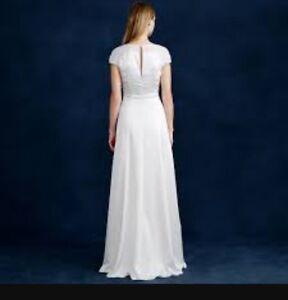 Jcrew Wedding Gown - Brand New Size 2 *****