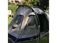 Outwell four man tent poly cotton
