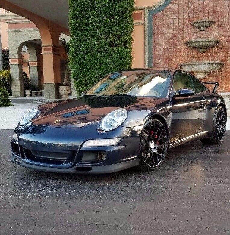 2007 Porsche 911 Carrera S W/ Gt3 Aero Kit/ Custom Rim