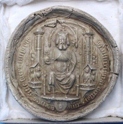 WETZLAR Stadtsiegel 1374 Historische Siegel  Eitzen Historical seals