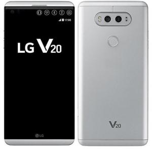 LG V20 - 64GB - Silver (Unlocked) Smartphone