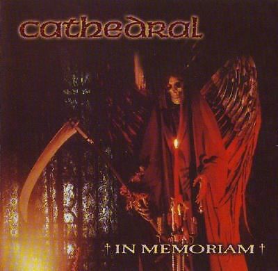 Cathedral(CD Album)In Memoriam-Dreamcatcher RISE ABOVE-RISECD21-UK-2002-New