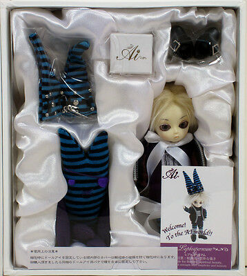 Jun Planning AI Ball Jointed Doll - LEPTOSPERMUM import! NEW! Q-711 NRFB BJD