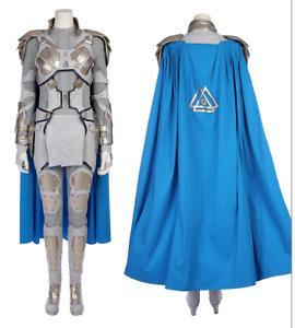 Thor Ragnarok Valkyrie white Cosplay Costume