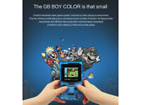 NEW,Kong Feng GB Boy Classic Colour Handheld Console With Backlit 66 Built-in Game