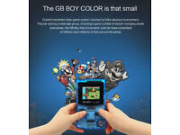 BRAND NEW,KONG FENG GB Boy Color, 66,built-in games Handheld game consoles