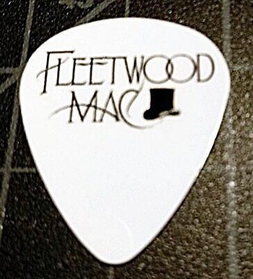 Fleetwood Mac Logo Novelty Guitar Pick
