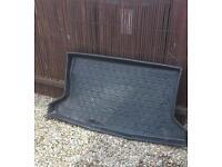 SX4 ridged car boot tray and sx4 car mats