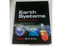 Earth Systems. Processes and Issues