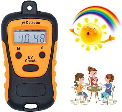 Sunlight Uv Meter Detector Uv Strength Tester Ultraviolet Light Radiation Tester
