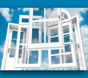 VINYL WINDOWS. ENTRY DOORS, PATIO DOORS REPLACEMENT! WINDOWS AND DOORS REPLACEMENT. WE GUARANTEE BEST PRICES IN GTA!