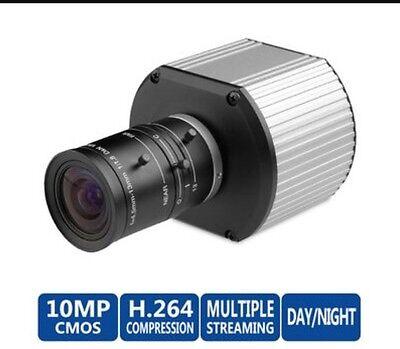 Av10005dn 10mp Dual Mode 3648x2752 Day Night H.264 8mm Lens -u