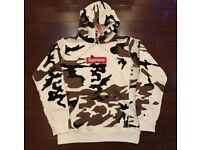 Supreme Hoodies(Camo,White,Black,Red,VL etc)