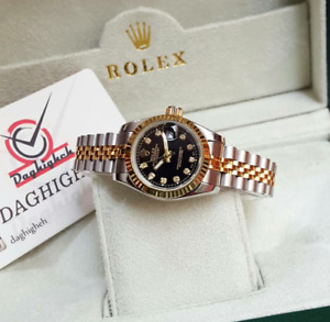 Brand new woman rolex datejust watch montre