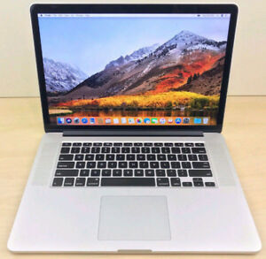 "MINT Mid 2015 15"" MacBook Pro Retina Quad Core i7 2.2G/16GB/256"