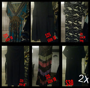 Various Dress size