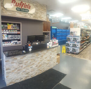 RUFFIN'S PET STRATFORD- LIVE ANIMALS & PET FOOD SPECIALTY STORE