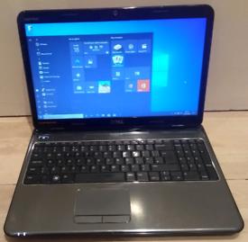Dell laptop. 4Gb ram. Windows 10