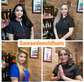 Professional Thai massage Sawasdee Oldham