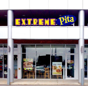 Fond de commerce- Franchise Extreme Pita
