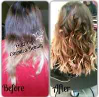 Affordable Hair Extensions by Extended Beauty