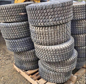 Small Tractor Wheels Tires 8.00 x 20 x 10