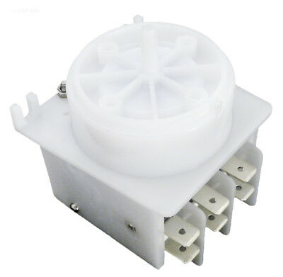 Presair Four Function Center Spout Air Switch-MCB311A    Four Function Air Switch