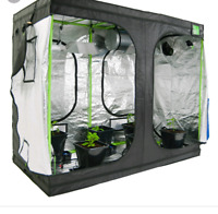 In-home Grow Tent Setup!!