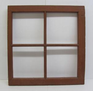 Old Window Frame - no glass