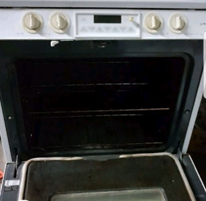 Oven natural gas