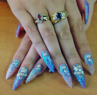 ****** GEL NAIL SPECIAL ******  BOOK NOW
