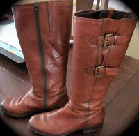 Clarks Women's Mullin Spice Harness Boot