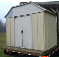 Storage shed for sale, multi purpose