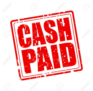 DO YOU NEED CASH ? Do you have Unwanted Video Games ? Contact Me
