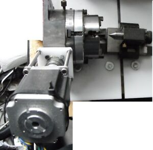 CNC Rotary Table 3 inches with Stepper Motor LIQUIDATION
