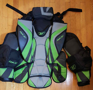Goalie Chest Protector: Reebok 6K: Youth, $70