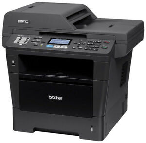 Brother MFC-8910DW ALL-IN-ONE Laser Printer (Brand New QTY 2)