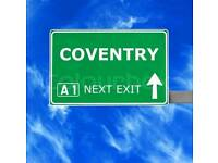 2 Bed coventry wants 4 bed Leicester
