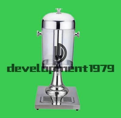 1pcs 8l Juice Drink Dispenser Sinlge Beverage Cold Drink Warm Drink Dispenser