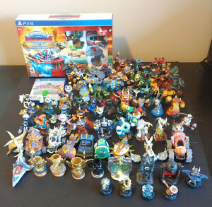 Skylanders Swap Force and Superchargers lot