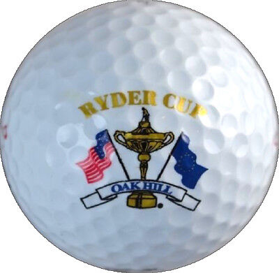 1995 RYDER CUP (Oak Hill) Top Flite GOLF BALL