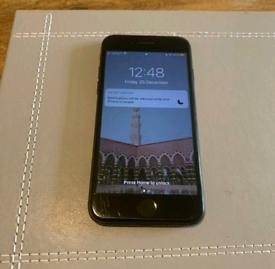 Great Condition Unlocked iPhone 7 Black 32gb