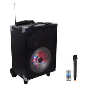 Rechargeable Powered Active Bluetooth PA Speakers - JJMusicSales
