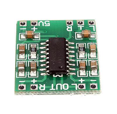 2015 Digital DC 5V Amplifier Board Class D 2*3W USB PAM8403 Audio Module RZC