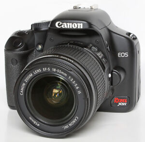 Get Cash for your non-working Canon DSLR or Lens