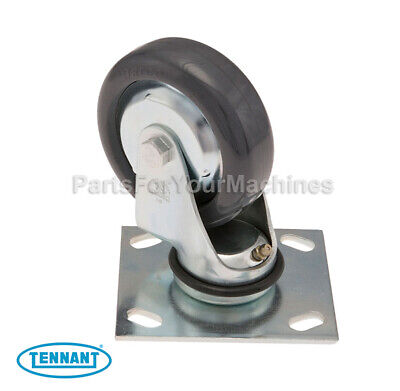 1 Oem Caster 4 X 1-12 Tennant Ss5 T5 5400 Replaces 612056 630021010388