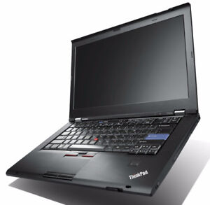 SOLDE: Lenovo Thinkpad T420 Core i5 2.5ghz - Mem 4GB -250GB HDMI