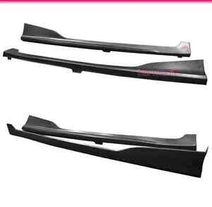2012+ civic coupe side skirts