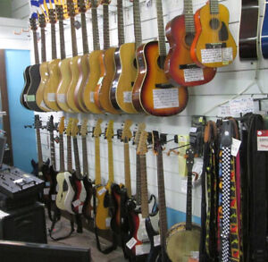Choice of 12 compact acoustic guitars all under $150