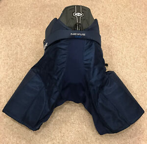 Bauer Nexus 600 Navy Senior XL Hockey Pants St. John's Newfoundland image 2